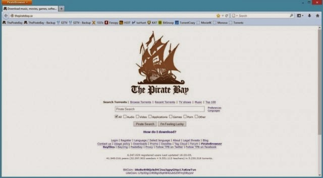 all about piratebrowser the pirate bay hacking with