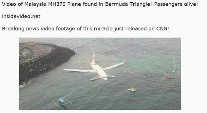 Malaysian-Airlines-flight-MH370-scam