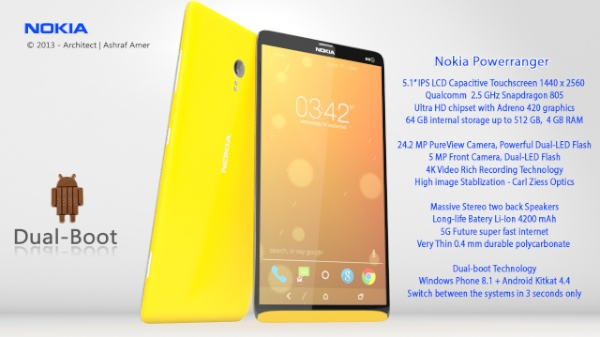 Nokia Dual Boot SmartPhone Review