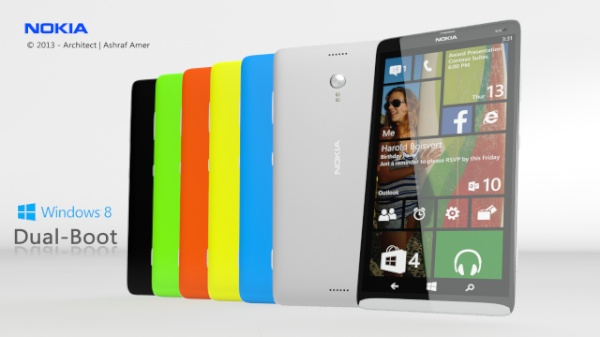 Nokia Dual Boot Smart Phone Review